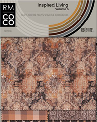 Inspired Living Vol 6 RM Coco Fabric