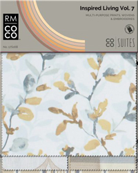 Inspired Living Vol 7 RM Coco Fabric