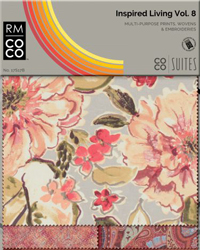 Inspired Living Vol 8 RM Coco Fabric