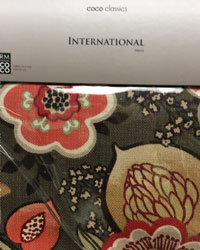 International RM Coco Fabric