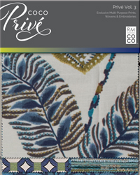 Prive Vol 3 RM Coco Fabric