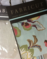 Nuances Linen and Cotton Fabricut Fabrics