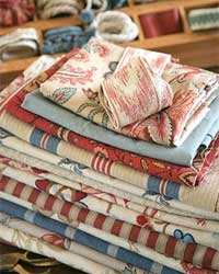 French General Fabricut Fabrics