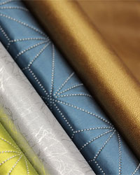 The Exotic Faux Leather IV Novel Fabric