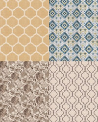 Lifestyles By Color Vol VI Trend Fabrics