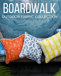 Boardwalk Outdoor Premier Prints Fabric