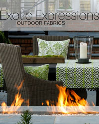 Exotic Expressions Fabric