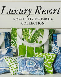 Luxury Resort Premier Prints Fabric
