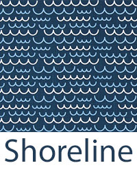 Shoreline Premier Prints Fabric