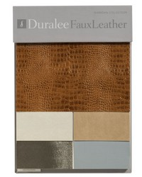 Sheridan Faux Leather Duralee Fabrics