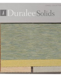 Lowell Solids Duralee Fabrics