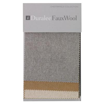 Chesterfield Faux Wool Duralee Fabrics