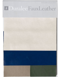 Boulder Faux Leather Fabric