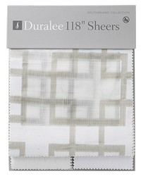 Southerland 118 inch Sheer Duralee Fabrics