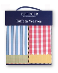 B Berger Taffeta Weaves B Berger Fabric