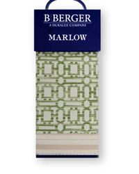 Marlow B Berger Fabric