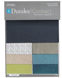 Sta-kleen Faux Leather Duralee Fabrics
