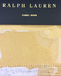 Camel Book Fabric