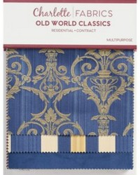 Old World Classics Charlotte Fabrics