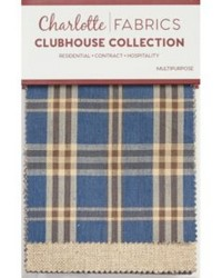 Clubhouse Fabric