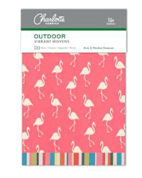 Outdoor Vibrant Wovens Fabric