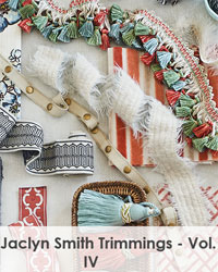Jaclyn Smith Home Trimmings Vol IV