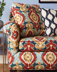 Lifestyles By Color VI Trend Fabrics