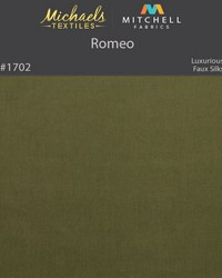Romeo Mitchell Fabric