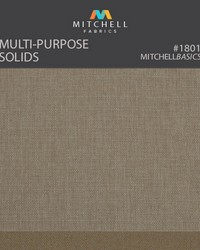 Multi Purpose Solids 1801 Mitchell Fabric