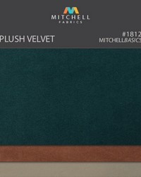 Plush Velvet Mitchell Fabric