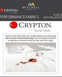 Crypton Performance Fabrics Mitchell Fabric
