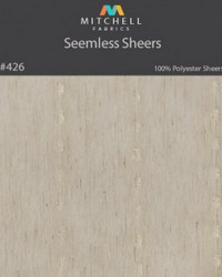 Seemless Sheers Mitchell Fabric