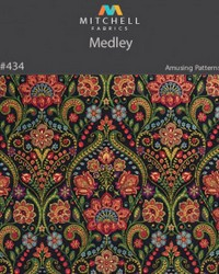 Medley Mitchell Fabric