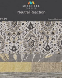 Neutral Reaction Mitchell Fabric
