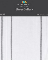 Sheer Gallery Mitchell Fabric