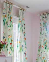 Belle Jardin Collection Fabric