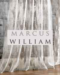 Marcus William Crystalline Stout Fabric