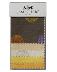 James Hare Vienne Silk Highland Court Fabrics