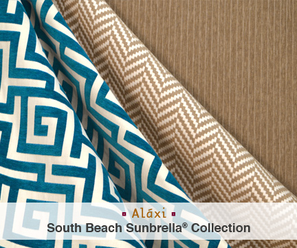 South Beach Silver State Fabrics