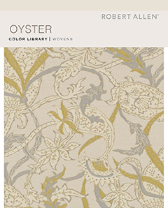 Epicurean Color Oyster Upholstery Robert Allen Fabric