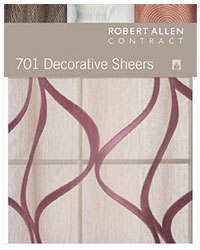 701 Decorative Sheers Fabric