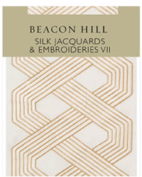 Silk Jacquards And Embroideries VII Beacon Hill Fabrics