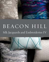 Silk Jacquards And Embroideries IV Beacon Hill Fabrics