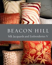 Silk Jacquards And Embroideries V Beacon Hill Fabrics