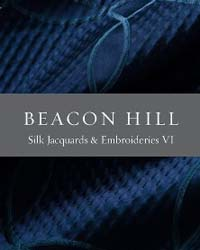 Silk Jacquards And Embroideries VI Beacon Hill Fabrics