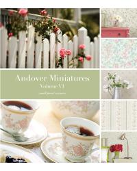 Andover Miniatures IV Brewster Wallpaper