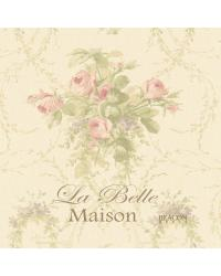 La Belle Maison Brewster Wallpaper