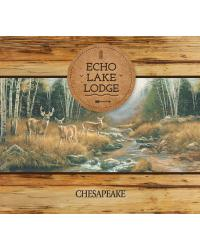 Echo Lake Lodge Brewster Wallpaper
