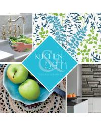 Kitchen and Bath Resource III Brewster Wallpaper