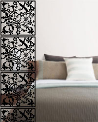 Room Panels Brewster Wallpaper